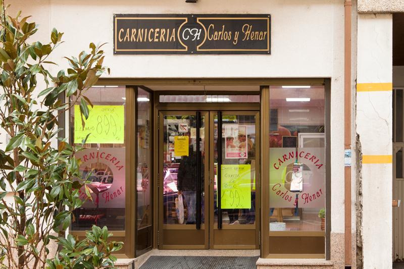 CARNICERÍA CARLOS Y HENAR